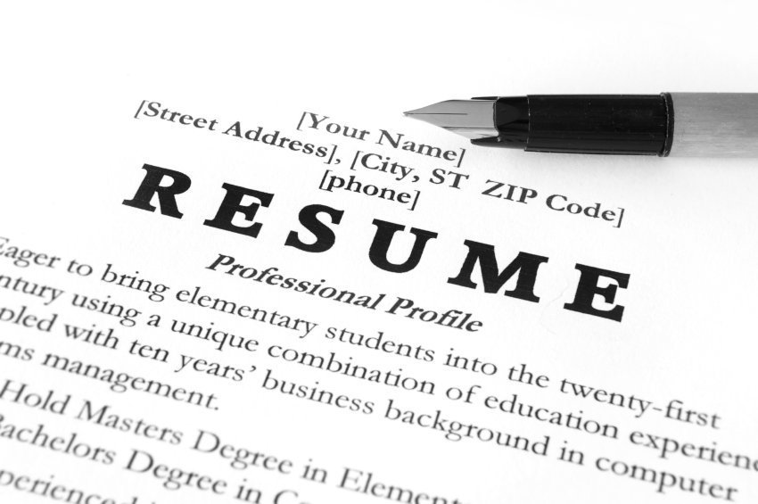 Trends in Resume Writing