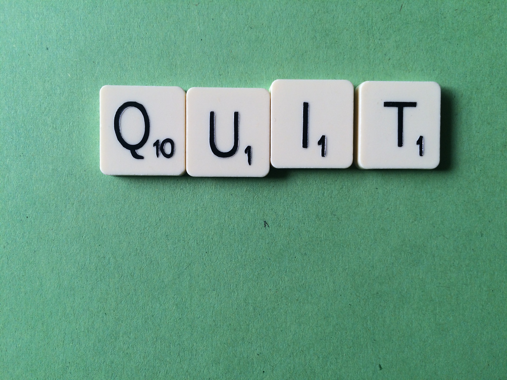 Quitting the Job You Hate