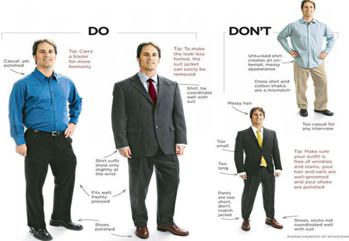 Interview Attire for Men