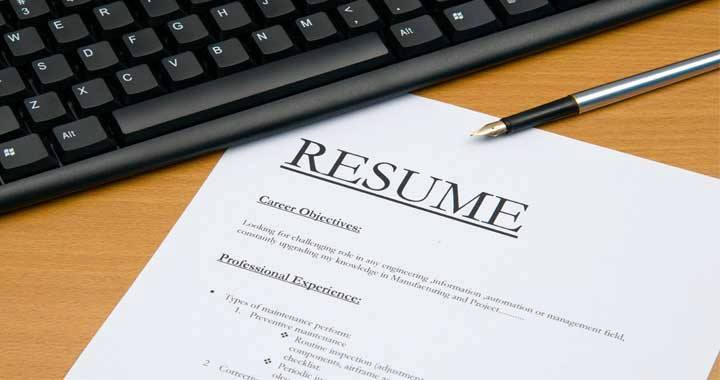 How to Format Your Resume Like a Pro