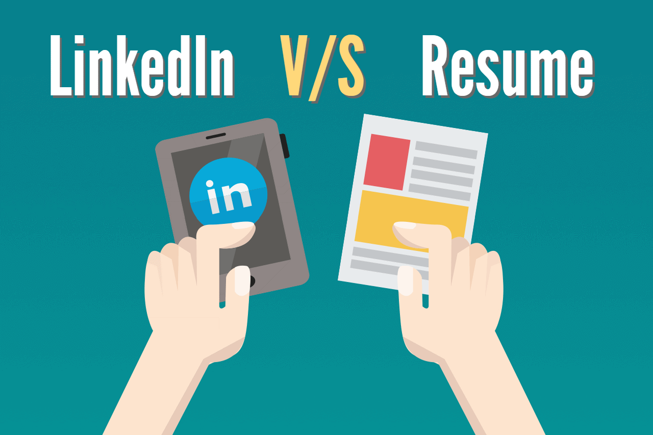 Resume and LinkedIn Profile Writing: Know the Difference! - Resume ...