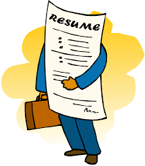 sell out yourself by creating the perfect resume
