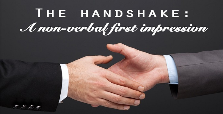 The Perfect Interview Handshake