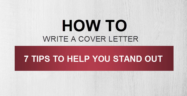 7 tips to write an effective cover letter resume writer for Tips for writing cover letters effectively