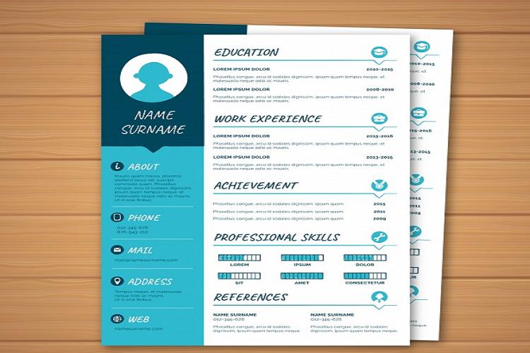 Resume Size