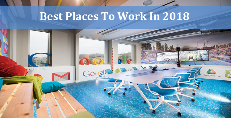 Top companies to work With in 2018