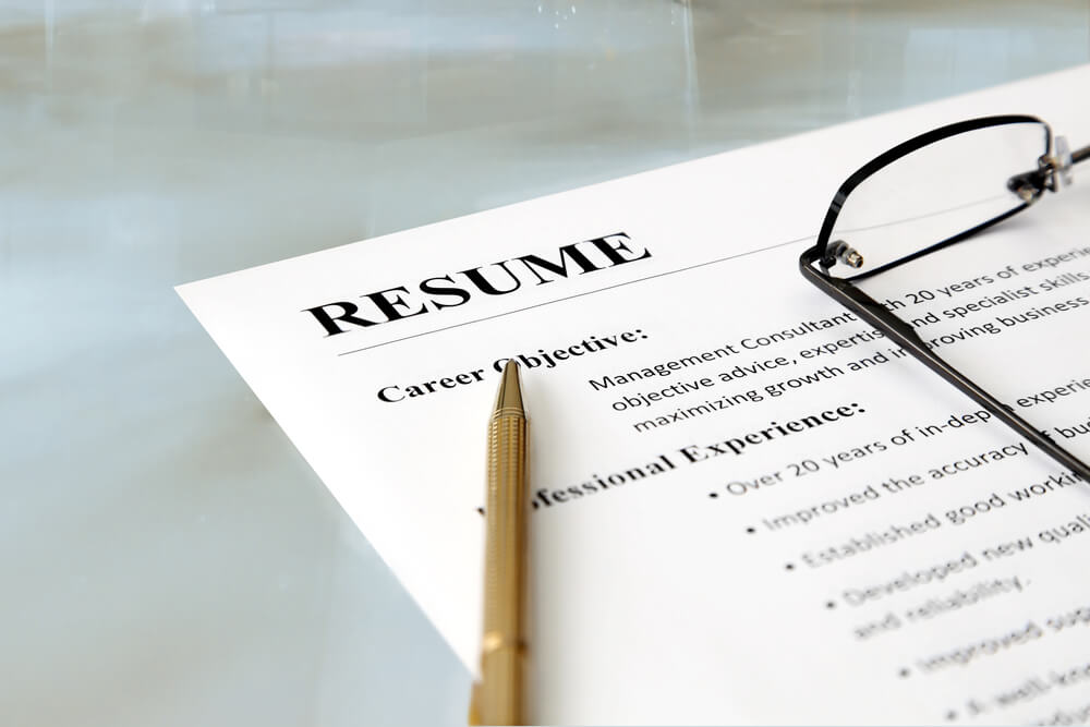 Short-Term Jobs on Your Resume